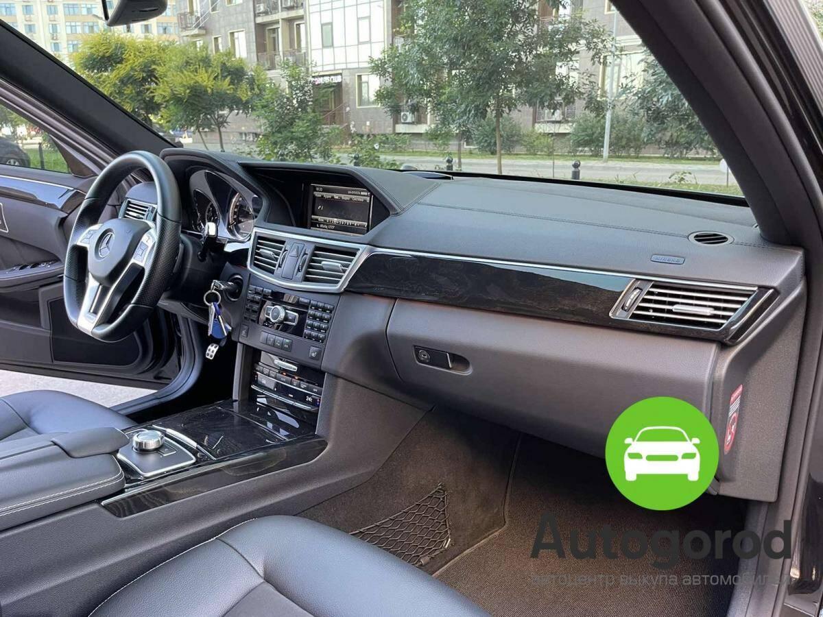 Авто Mercedes-Benz E-class                                         2013 года фото 13
