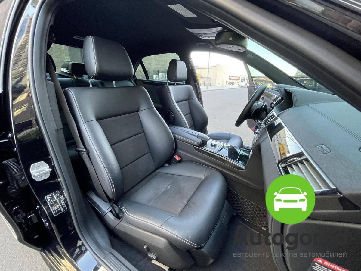 Авто Mercedes-Benz E-class                                         2013 года фото 15