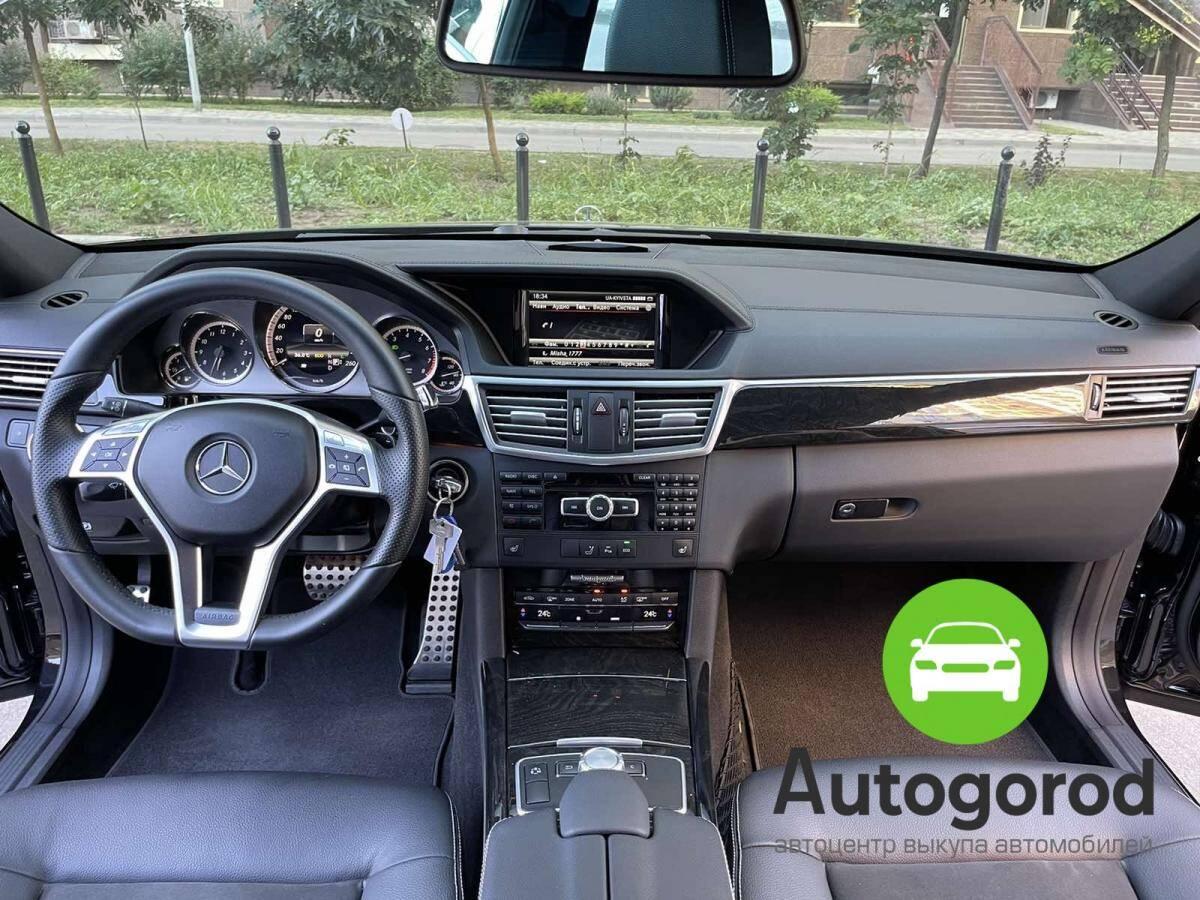 Авто Mercedes-Benz E-class                                         2013 года фото 16