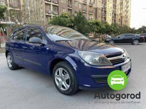 Авто Opel Astra 2005 года - фото