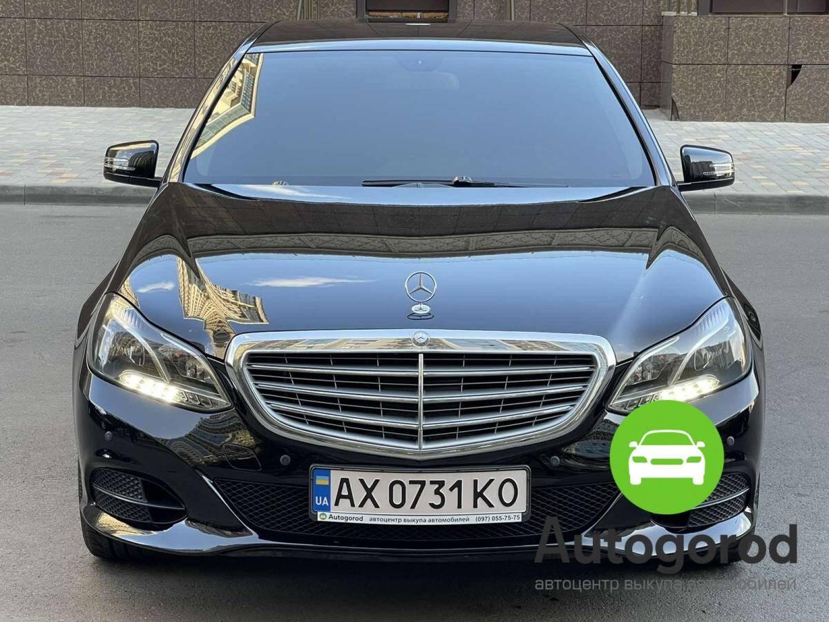 Авто Mercedes-Benz                                         E-class кпп Автомат фото 3