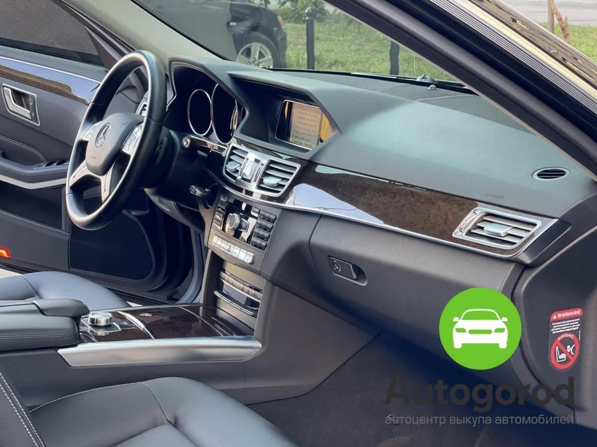 Авто Mercedes-Benz E-class                                         2013 года фото 7