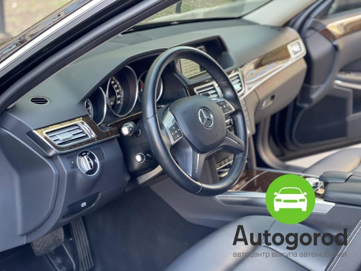 Авто Mercedes-Benz E-class                                         2013 года фото 8