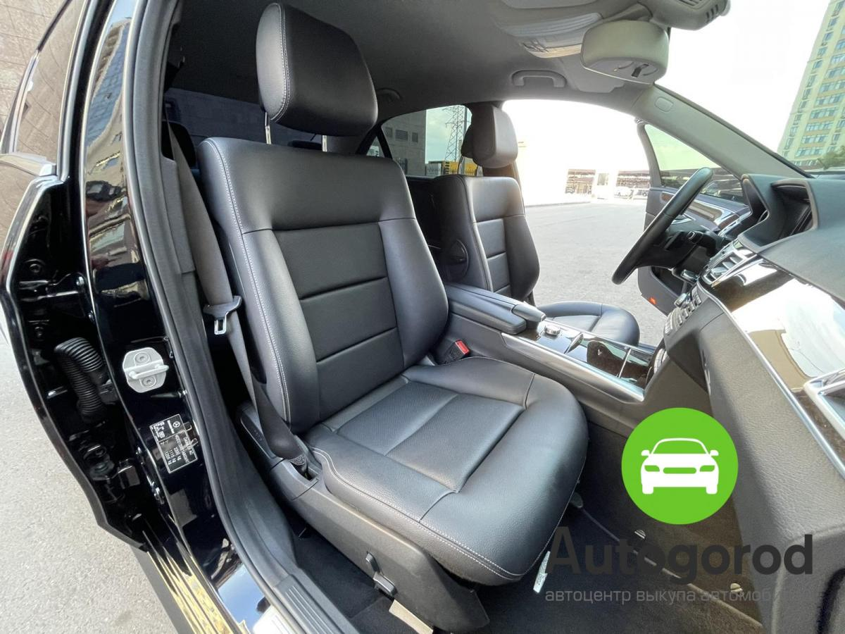 Авто Mercedes-Benz E-class                                         2013 года фото 10