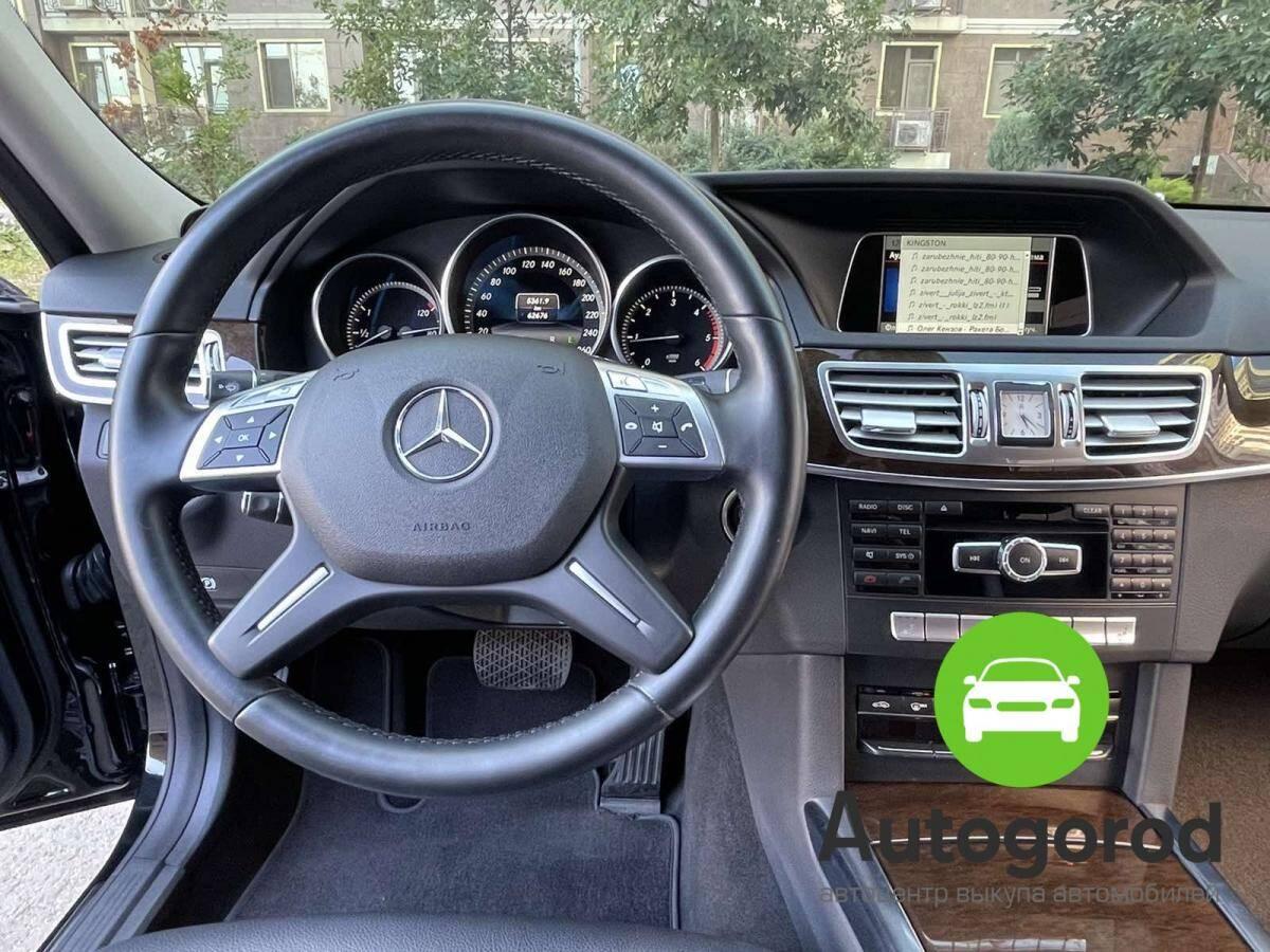 Авто Mercedes-Benz E-class                                         2013 года фото 12