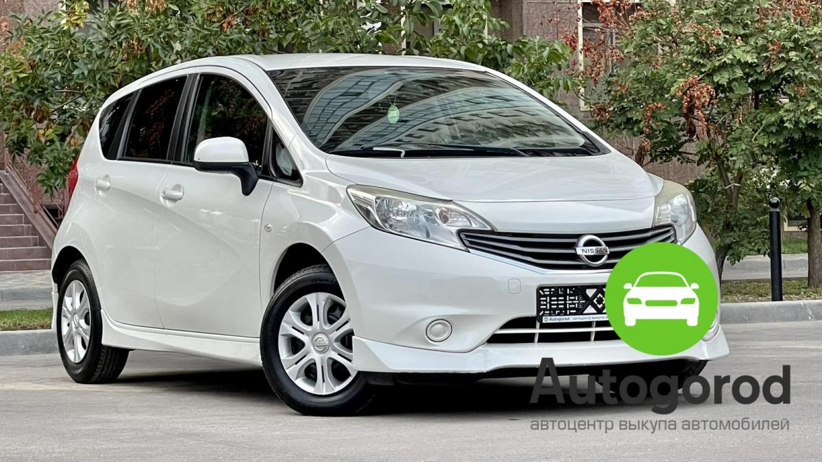 Авто Nissan Note                                         2013 года фото 5