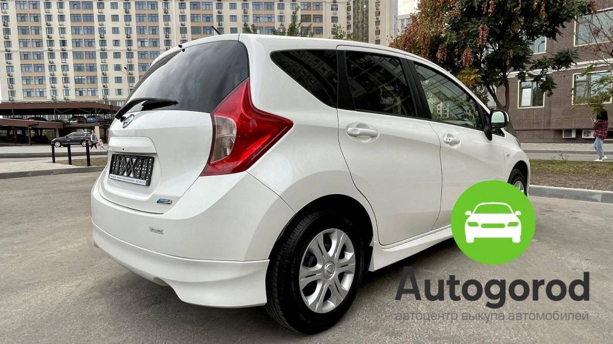 Авто Nissan Note                                         2013 года фото 7