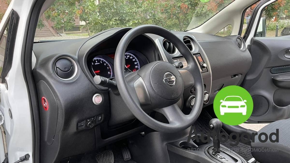 Авто Nissan Note                                         2013 года фото 10