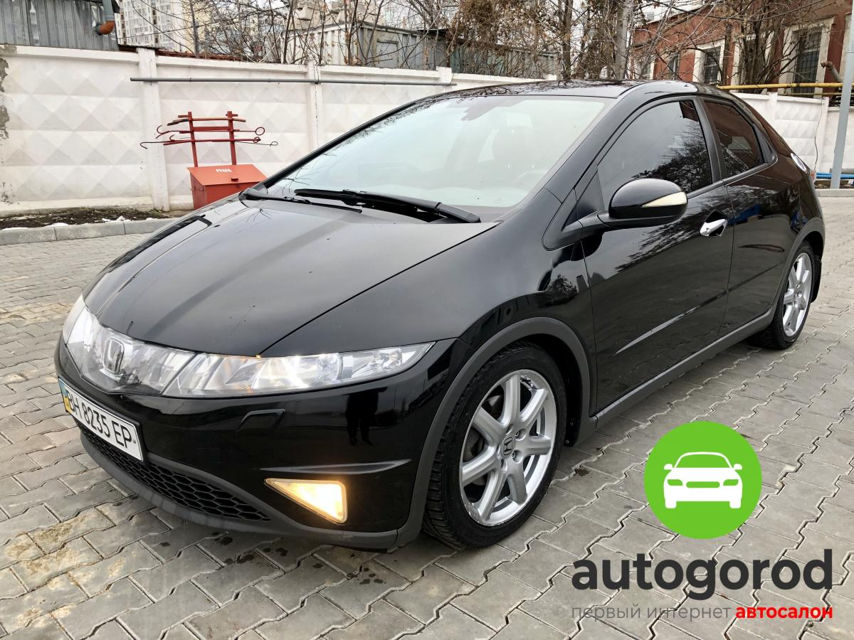 Авто Honda Civic 2009 года фото 0