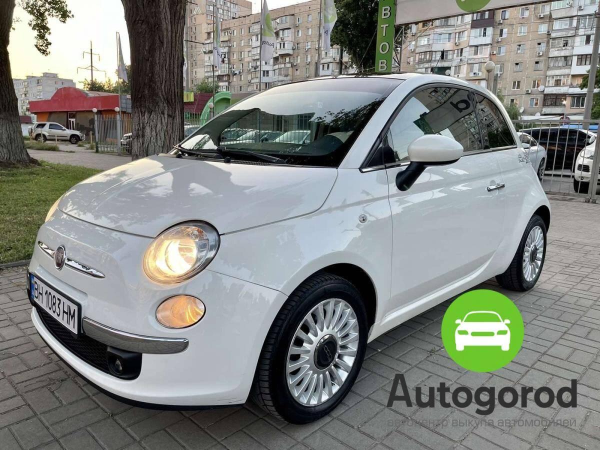 Авто Fiat 500 2011 года фото 0