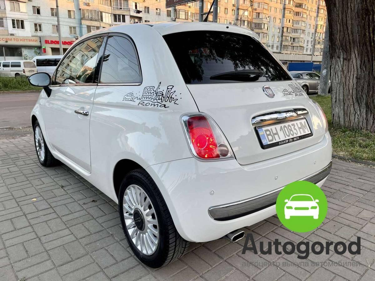 Авто Fiat                                         500 Бензин фото 2