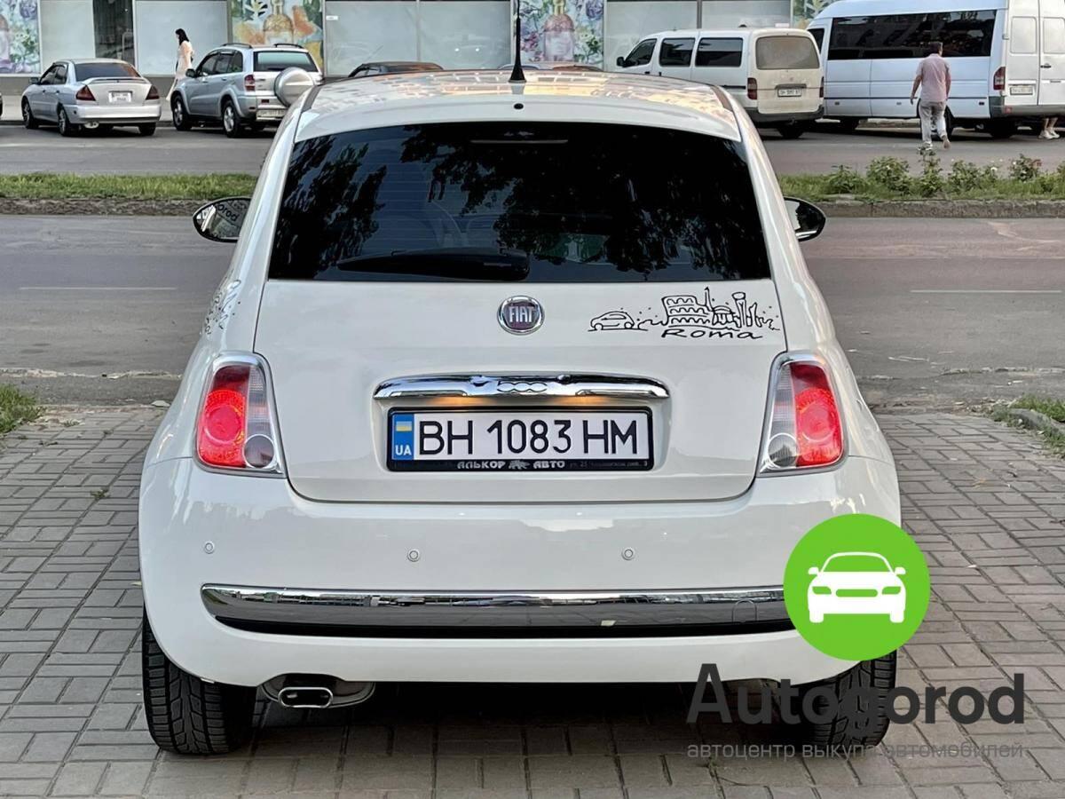 Авто Fiat                                         500 кпп Автомат фото 3