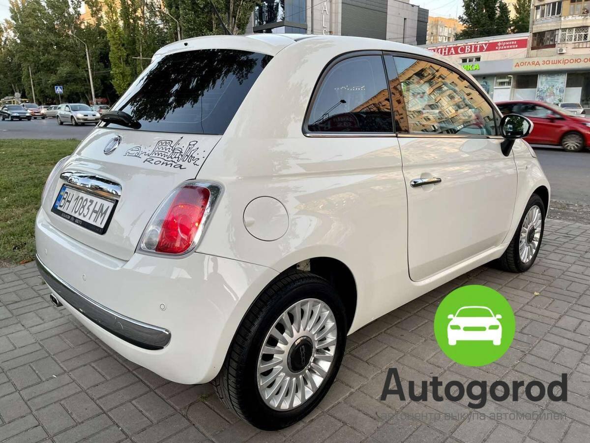 Авто Fiat                                         500 2011 года фото 4