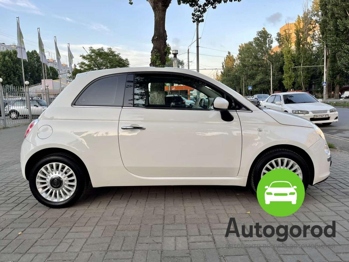 Авто Fiat 500                                         2011 года фото 5