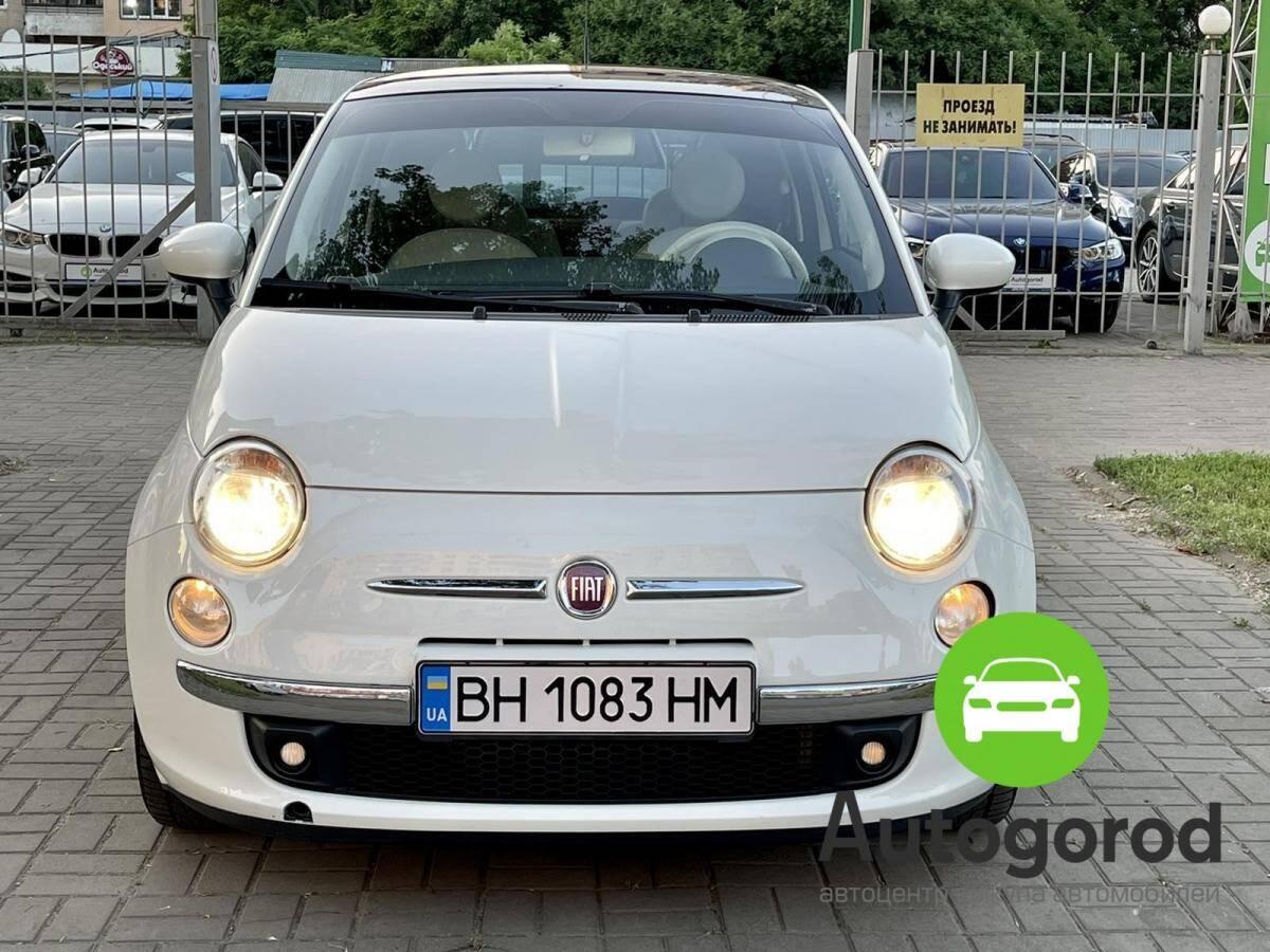 Авто Fiat 500                                         2011 года фото 7