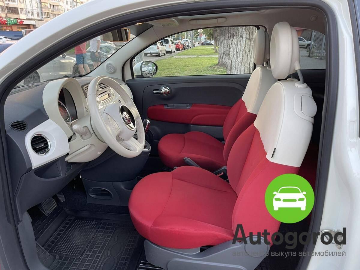 Авто Fiat 500                                         2011 года фото 8