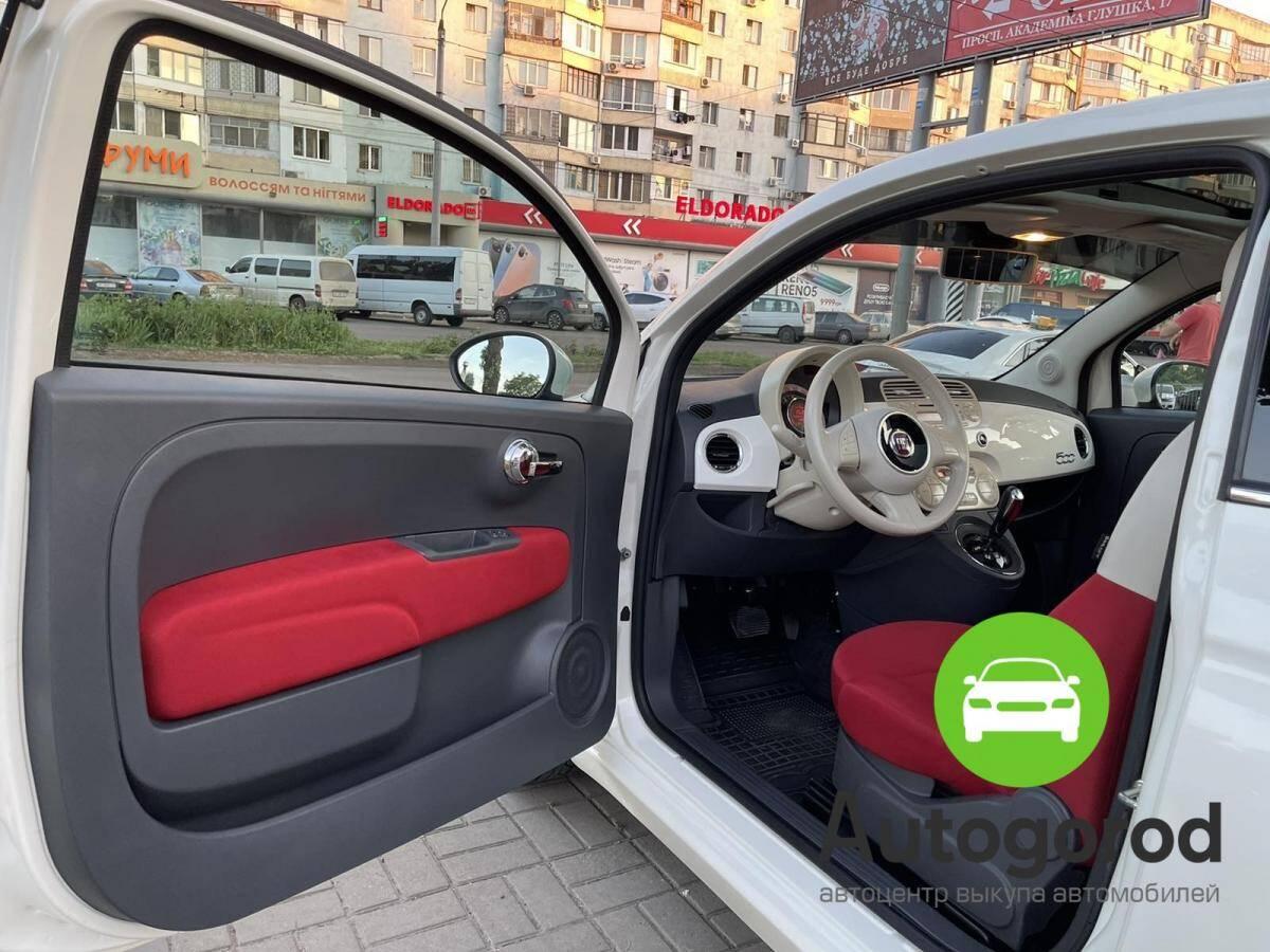 Авто Fiat 500                                         2011 года фото 10