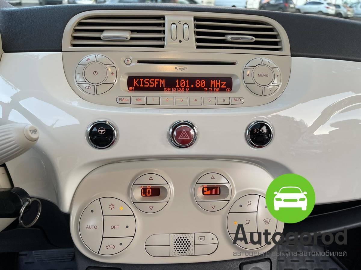 Авто Fiat 500                                         2011 года фото 13