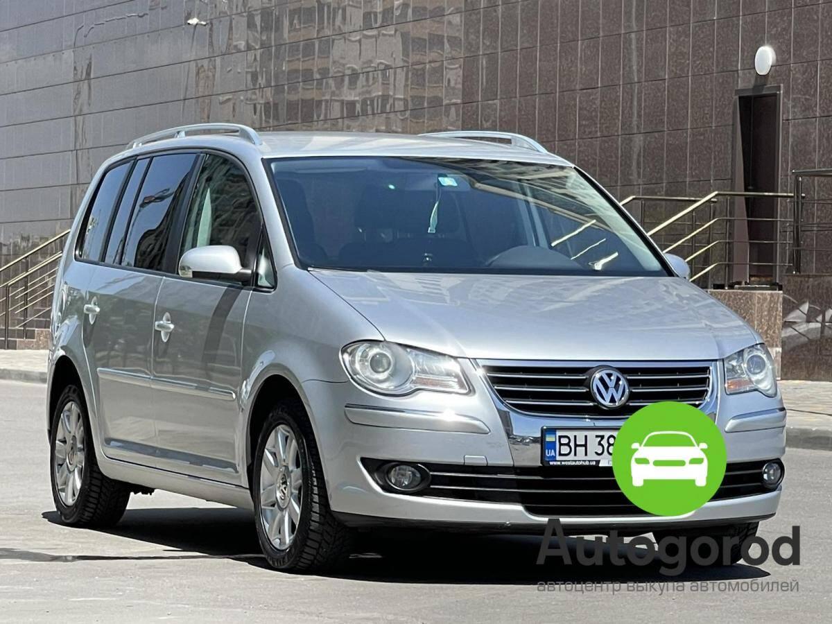 Авто Volkswagen                                         Touran Объем двигателя  фото 1