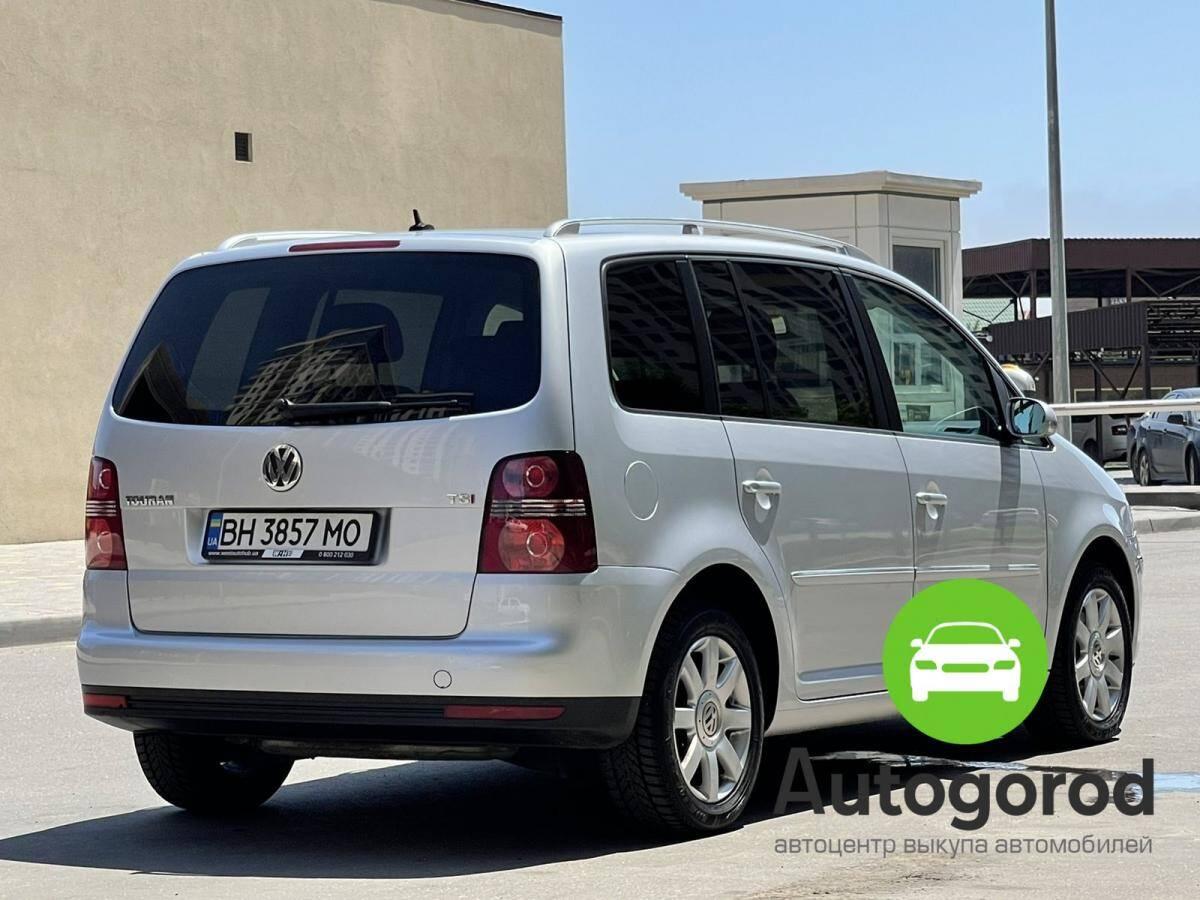 Авто Volkswagen                                         Touran кпп Автомат фото 3