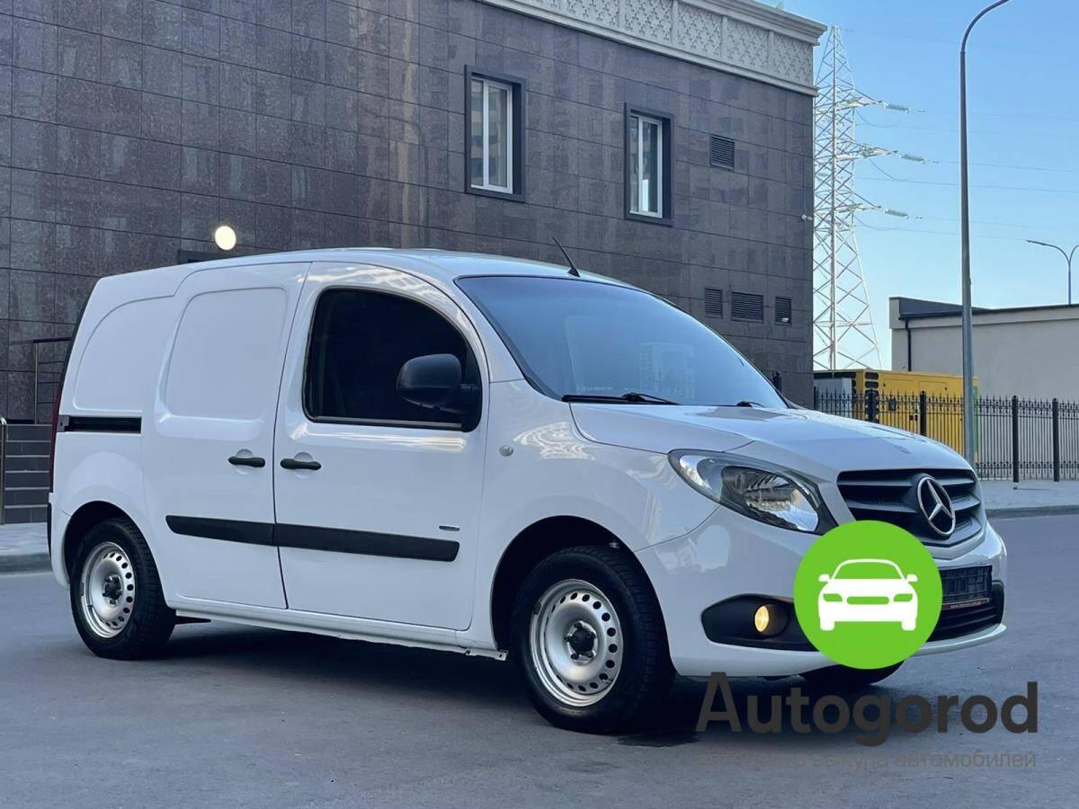 Авто Mercedes-Benz Citan                                         2012 года фото 9