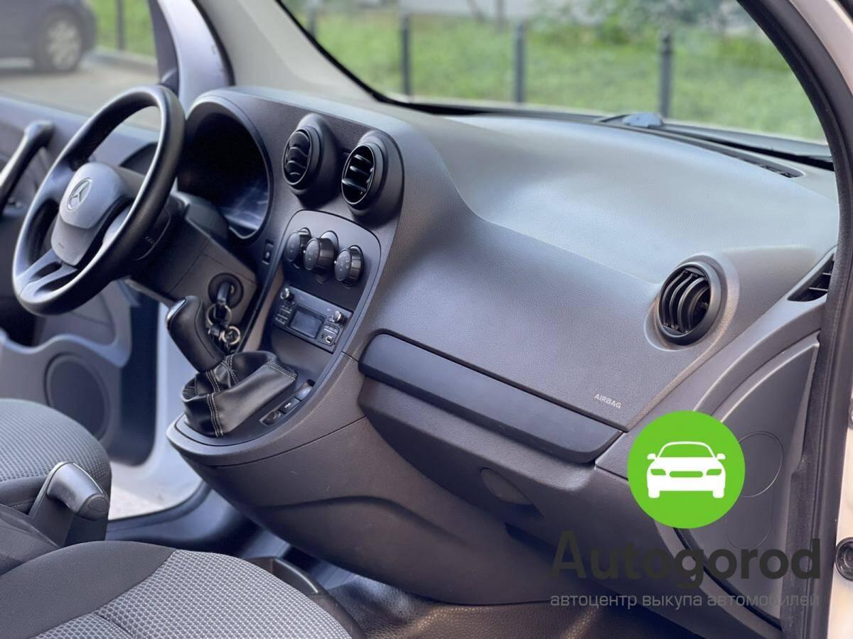 Авто Mercedes-Benz Citan                                         2012 года фото 15