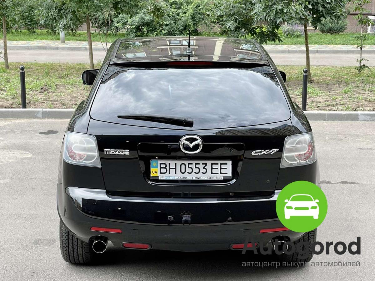 Авто Mazda                                         CX-7 Бензин фото 2