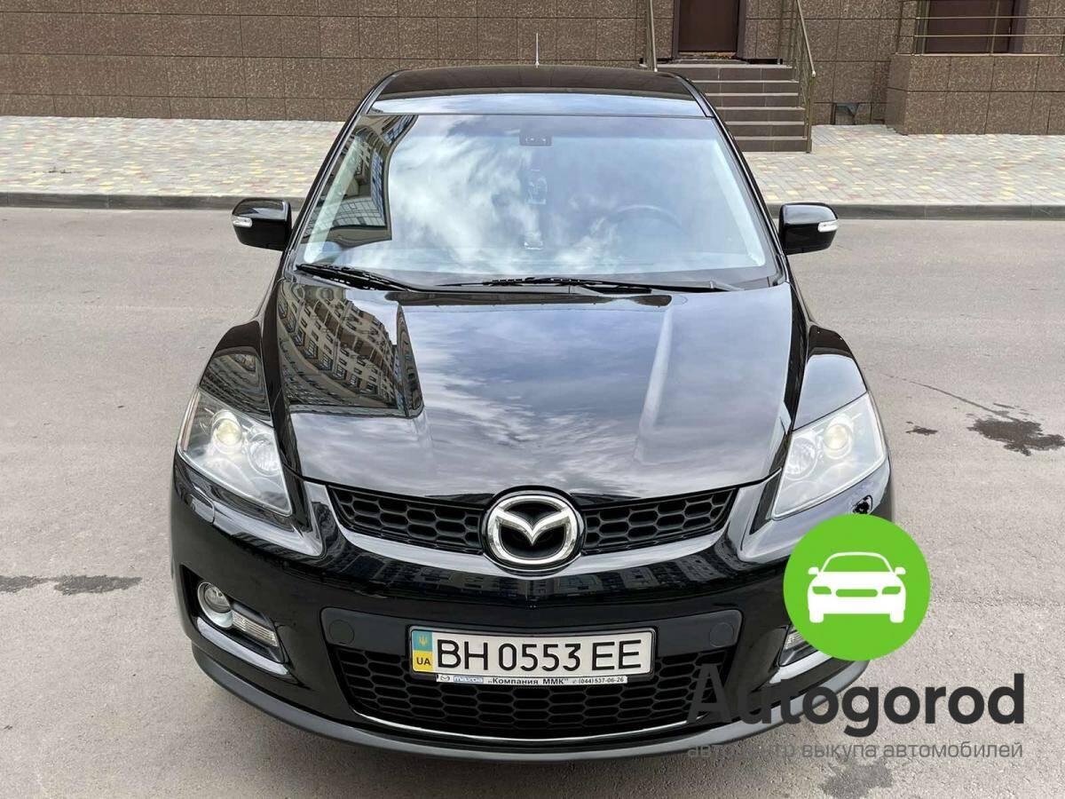 Авто Mazda CX-7                                         2009 года фото 7