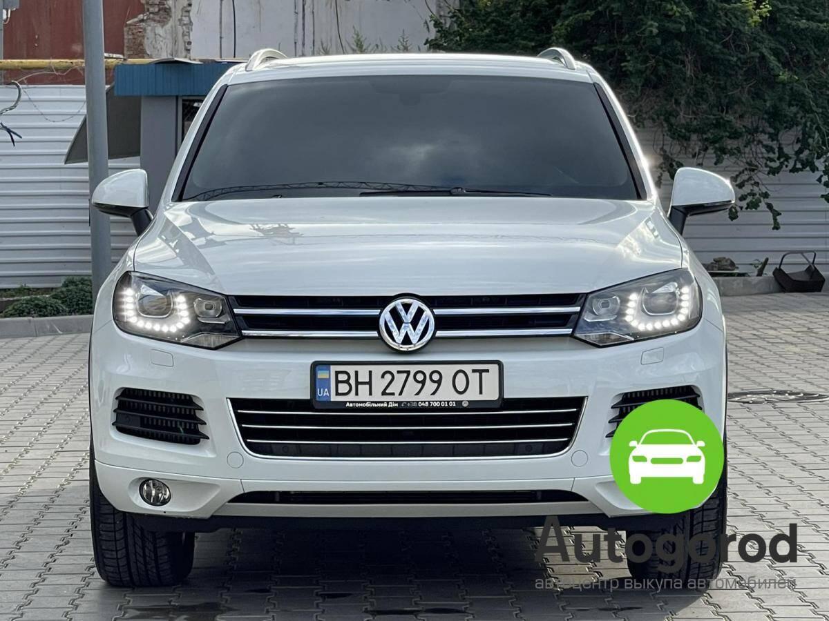 Авто Volkswagen Touareg                                         2014 года фото 6
