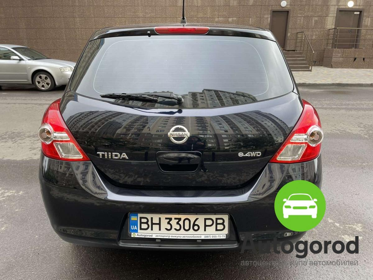 Авто Nissan                                         Tiida кпп Автомат фото 3