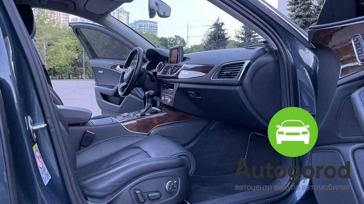 Авто Audi A6                                         2011 года фото 10