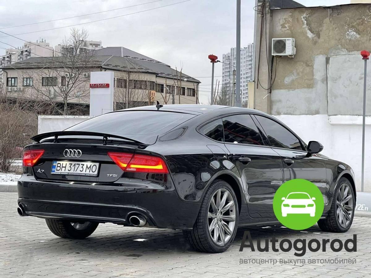 Авто Audi A7 2010 года фото 0