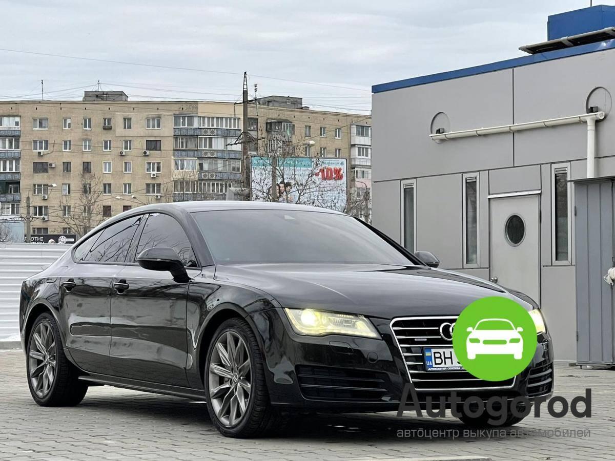 Авто Audi                                         A7 кпп Автомат фото 3
