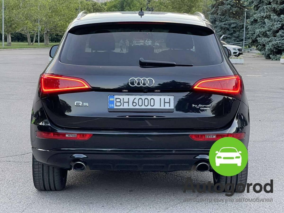 Авто Audi                                         Q5 кпп Автомат фото 3