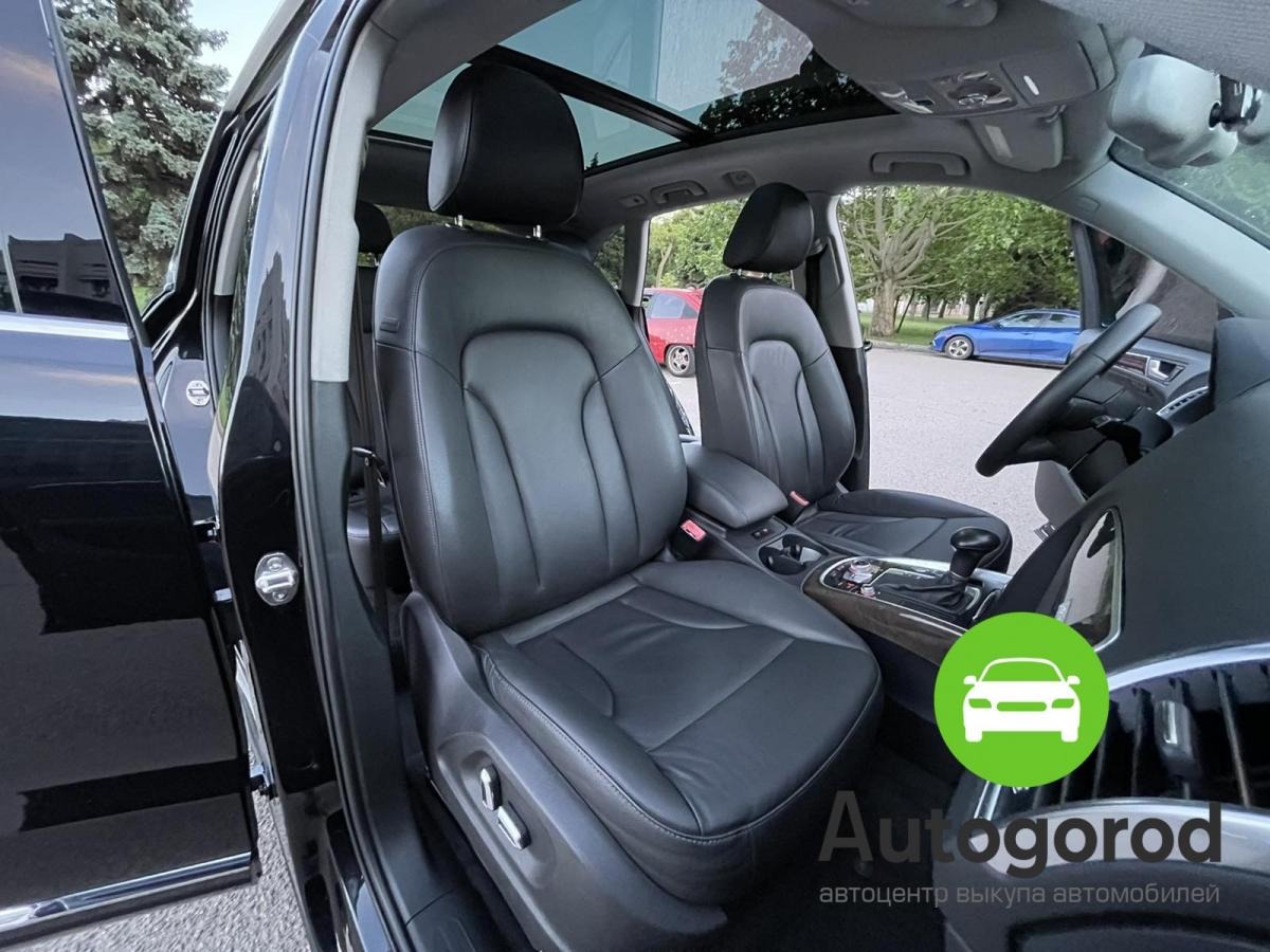 Авто Audi Q5                                         2015 года фото 17