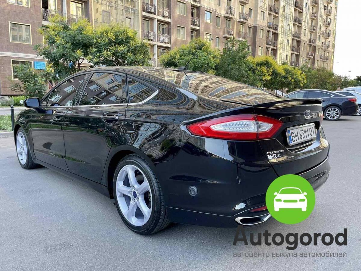 Авто Ford                                         Fusion Газ/бензин фото 2
