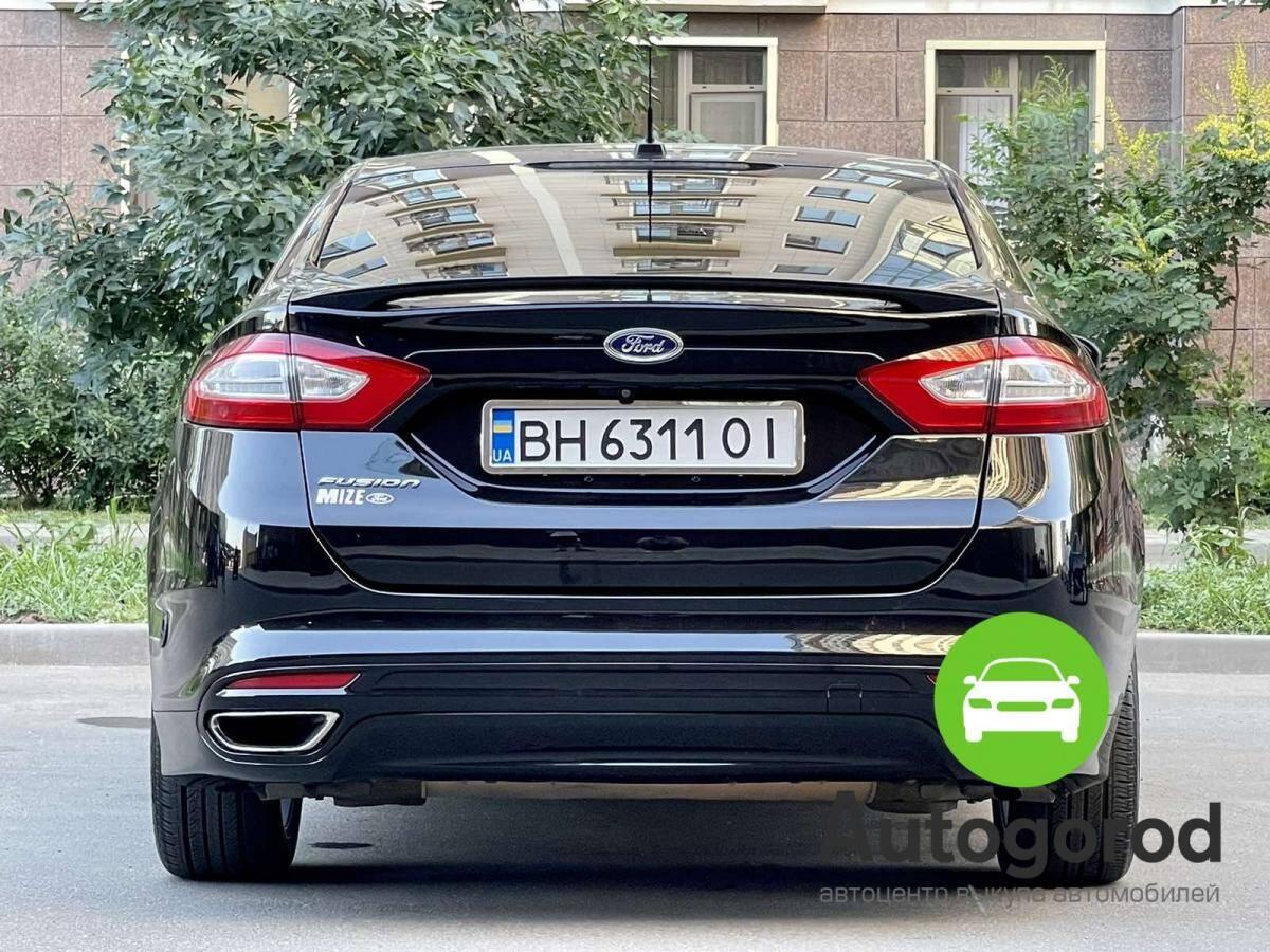 Авто Ford                                         Fusion кпп Автомат фото 3