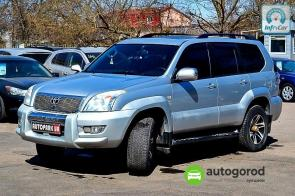 Авто Toyota Land Cruiser Prado 2004 года фото 0